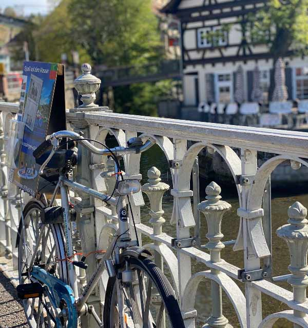 Übernachtung in Esslingen auf Ihrer Radtour auf dem Neckartal-Radweg